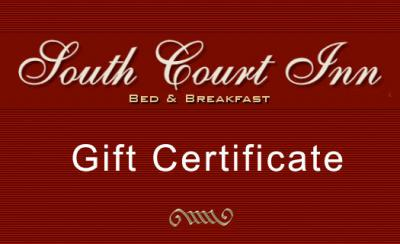 $340 Gift Certificate