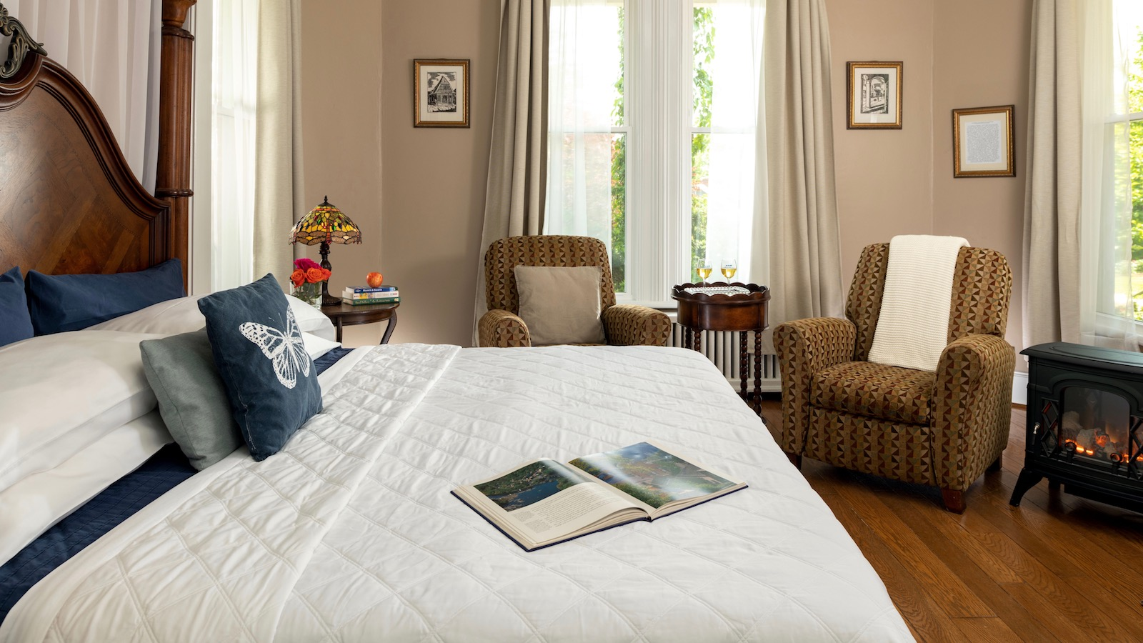 Sleep in True European Comfort Get Details >>